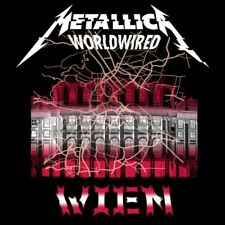 METALLICA / World Wired Tour / Ernst-Happel-Stadion, Wien, AUT - August 16, 2019