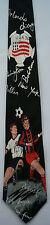 Orig.Krawatte / Binder   Weltmeisterschaft USA 1994 - alle Spielorte / unbenutzt