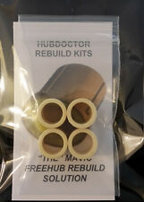 HubDoctor Crank Brothers Egg Beater Candy 1 & 2 Pedal Rebuild Bushing Kit