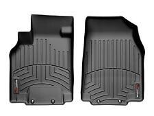 WeatherTech FloorLiner for Mazda CX-9 - 2007-2015 - 1st Row - Black