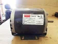 DAYTON 1/4 HP SPLIT CASE MOTOR 1725 RPM, 115 VOLT, 1 PHASE, SHAFT 1-1/2 X 1/2
