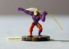 Marvel Heroclix Mutations and Monsters 035 Ahab Rare