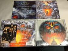 IGNITOR - ''ROAD OF BONES'' - FEMALE FRONTED US METAL CD 2007 - CHASTAIN