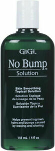 GiGi No Bump Skin Solution 118ml/4f.oz