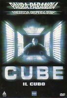 Cube. Il cubo (1997) DVD- EX NOLEGGIO DL005149