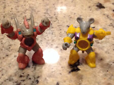 Battle Beasts/Laser Beasts Brain Mouse and Fly Sailor