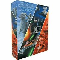 Unlock! - Star Wars - The Escape Game - Asmodee -=NEW=-