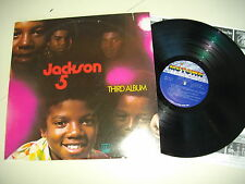 JACKSON 5...33T LP ...THIRD ALBUM...USA
