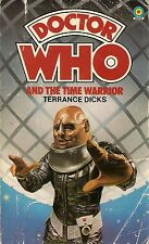 DOCTOR WHO<>THE TIME WARRIOR by TERRANCE DICKS ~