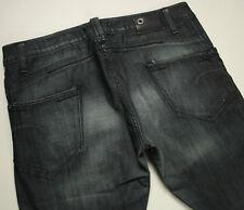 EUC-RRP$369- Womens Stunning G-Star Raw 'JAXON JACK WMN' Dark Jeans Size W38-W40