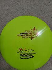 Innova Star Wraith disc golf distance driver- New
