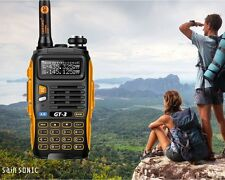 Baofeng Bf GT Mark II transceiver walkie-talkie, dual-band, DTMF, RX, CTCSS/DC...