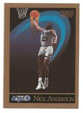 1990-91 (MAGIC) SkyBox #199 Nick Anderson Rookie