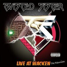 Live at Wacken: The Reunion by Twisted Sister (CD, Mar-2011, Ais)