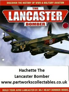 Hachette The Lancaster Bomber Build Your Avro Lancaster B1