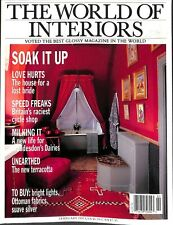 The World of Interiors: February 1995