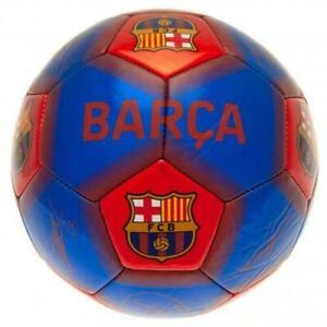 FC Barcelona Football Signature Top Quality Football Size 5
