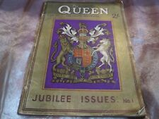 THE QUEEN; Jubilee Issue No 1 - 1st May 1935 - Royal Coronation, Lady's Magazine