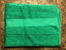 Bath Towel Spearmint Christmas The Big One Green Cotton