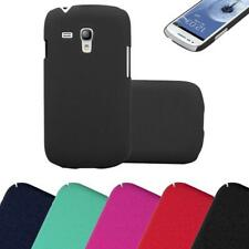 Hard Cover for Samsung Galaxy S3 MINI Shock Proof Case Frosty Mat Rigid TPU