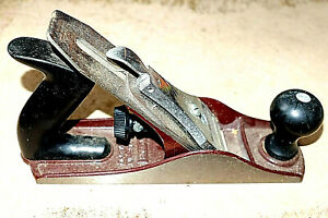 """STANLEY 12-204 HANDYMAN 10"""" WOOD SMOOTHING PLANE. Excellent condition"""