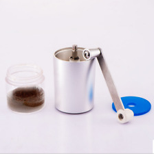 Hand Mill Ceramic Burr Coffee Grinder Manual mini Stainless Steel Bean Grinder