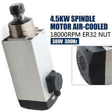 Er32 Air Cooling Spindle Motor 18000rpm For Cnc Router Milling Engraving 45kw