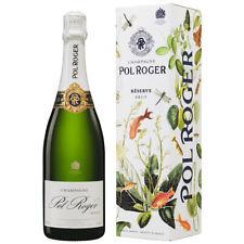 Pol Roger Brut Reserve Champagne  75cl
