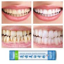 1Pc Whitening Tooth Powder Tooth Oral Hygiene Tool Tooth Powder Teeth White K9P2