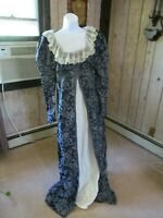 Vintage Martha Washington Tapestry Gown Halloween Costume Hand Made