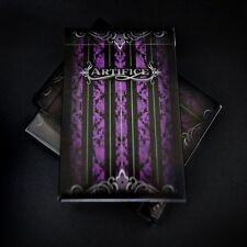 PURPLE Artifice MINI DECK Ellusionist Bicycle Playing Cards violet Magic Trick