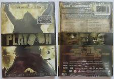 PLATOON 2-DVD ANNIVERSARY EDITION DTS MGM REGION 1 NTSC DVD NEW & SEALED