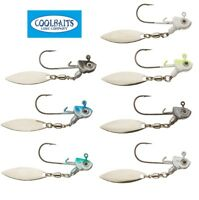 COOLBAITS LURE COMPANY DOWN UNDER UNDERSPIN SPIN STRIPER BASS SELECT SIZE/COLOR