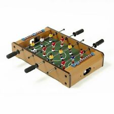 LARGE TABLETOP TABLE TOP FOOTBALL TABLE KICKER SOCCER GAME FOOTBALL BOYS GIFT