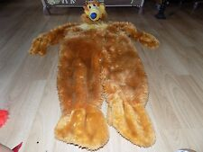 Size 2-4T Disney Store Bear in the Big Blue House Heavy Plush Halloween Costume
