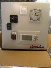 Kampmann Konstant-Ausblastemperaturregelung Sonderschalter Art. 30195 Neu OVP