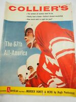 Collier's Magazine  December 7th,1956,The 67th All American