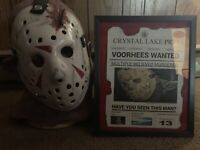 Friday The 13th Jason Voorhees News Print
