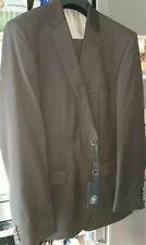 Roy Robson Anzug Größe 54 braun Shape fit Wolle