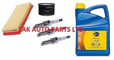 SMART FORTWO 999cc 1.0 TURBO AIR OIL FILTER ENGINE OIL SPARK PLUGS SERVICE KIT