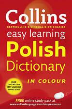 Easy Learning Polish English Polski Dictionary (Collins Easy Learning Polish)