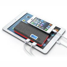 AU Portable 2 USB LCD 50000mAh Power Bank LED Battery Charger for iPhone Samsung