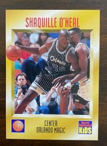 1995 Sports Illustrated SI for Kids SHAQUILLE SHAQ O'NEAL, S2 #341   QTY.