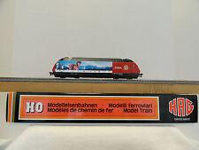 "HAG HO DC 28 250-20 SBB Re 460 ""My Switzerland"" electric locomotive. NIB"
