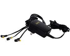LEMAX EU-Stecker Power Adaptor 4,5V Black / Weihnachtsdorf Modellbau Adapter