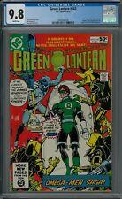 GREEN LANTERN #143 CGC 9.8 (8/81) DC Comics white pages