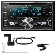 KENWOOD DPX-7100DAB 2 DIN CD Autoradio USB AUX Digitalradio Spotify Bluetooth