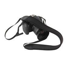Neoprene Camera Neck Strap For Nikon Canon Sony all SLR DSLR ZX