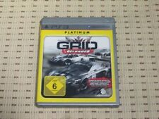 Racedriver Grid Reloaded für Playstation 3 PS3 PS 3 *OVP* P