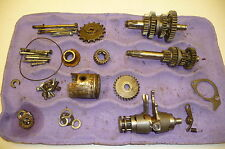 Yamaha L2 100cc #5290 Transmission & Miscellaneous Gears / Shift Drum & Forks